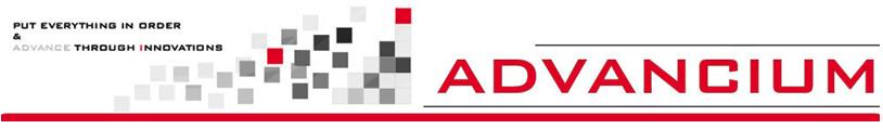 Online shop - Advancium LTD